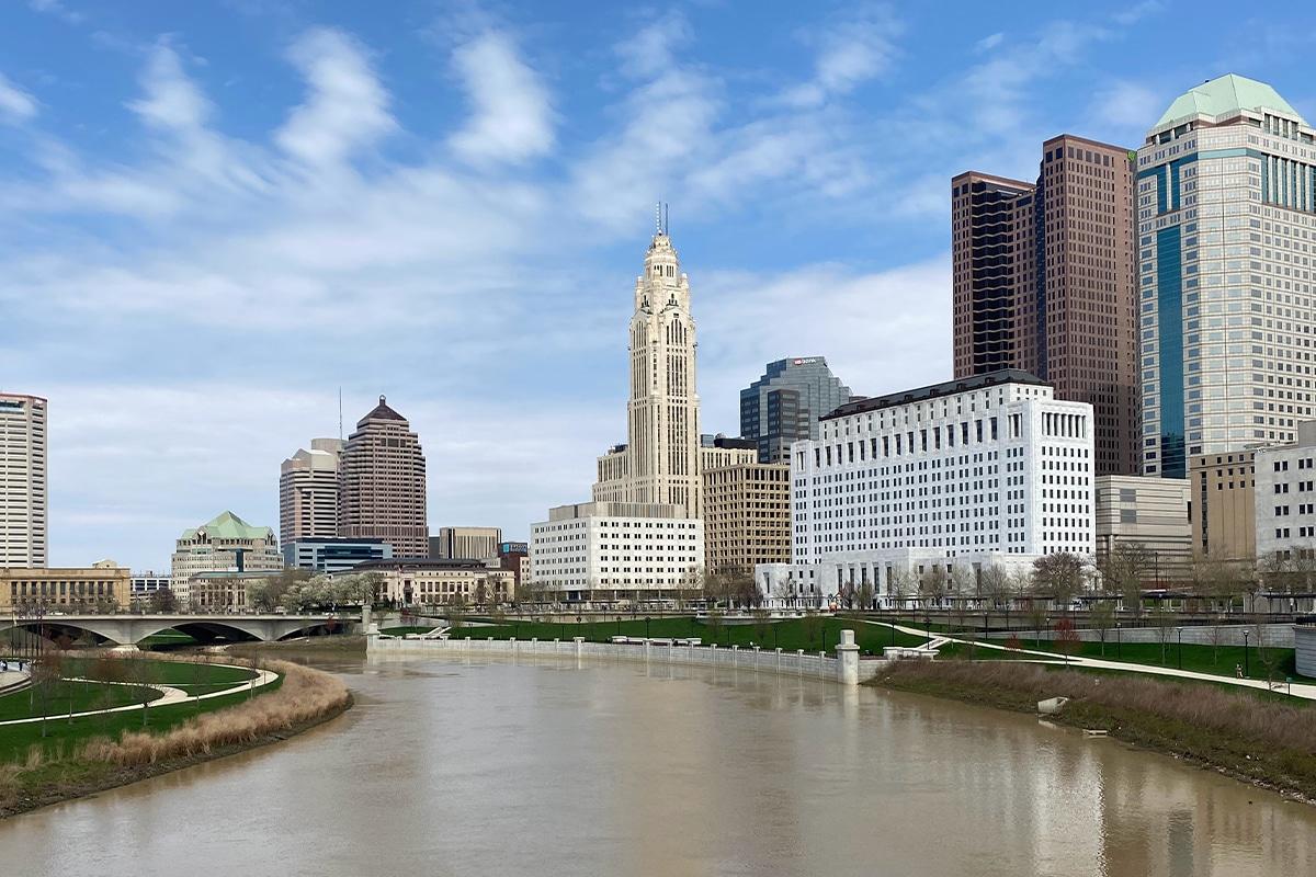 Columbus job posting sites